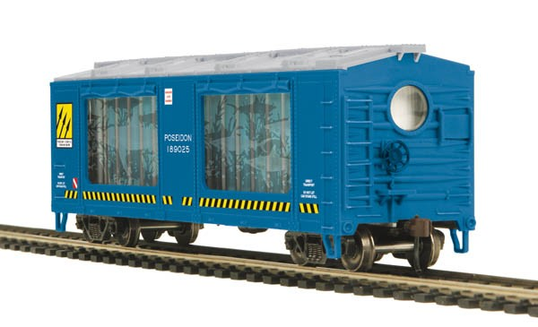HO Scale MTH 81-99007 Operating Action Car #189025