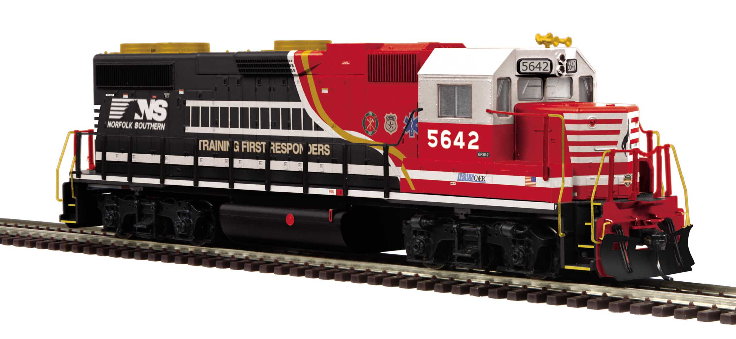 HO Scale MTH HO GP38-2 Diesel With Proto-Sound 3.0
