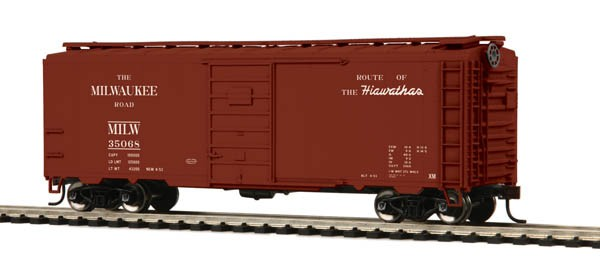 HO Scale MTH 85-74053 40' PS-1 Box Car #35068