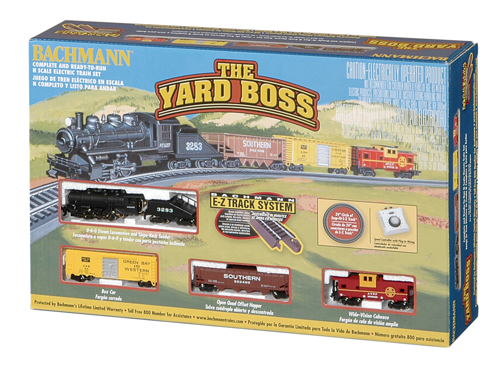 Yard Boss (N Scale)