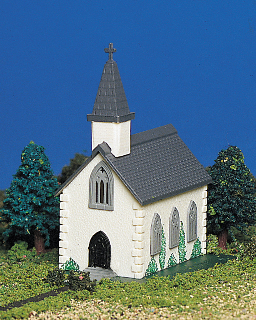 Country Church (N Scale)