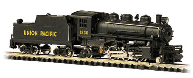 Union Pacific® - 2-6-2 Prairie & Tender