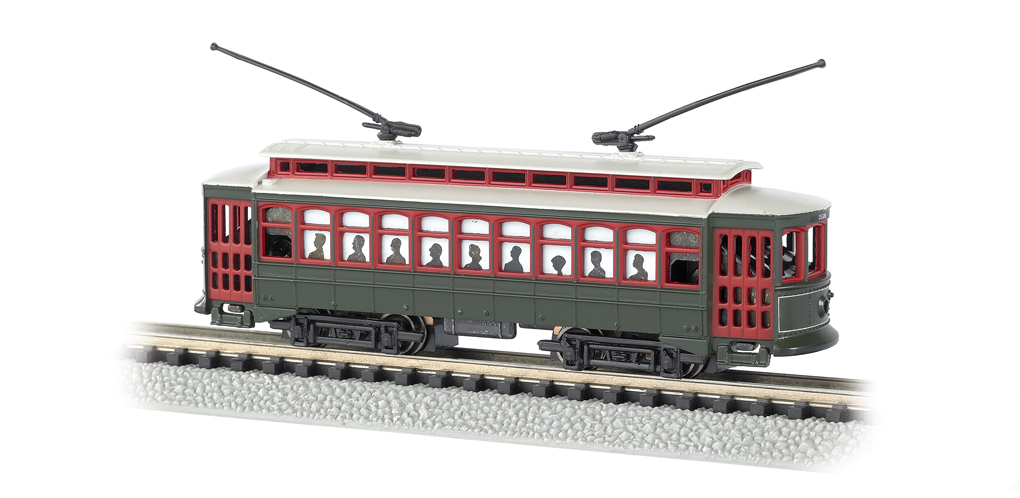 Desire - Brill Trolley (N Scale)
