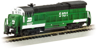 Burlington Northern - U36-B