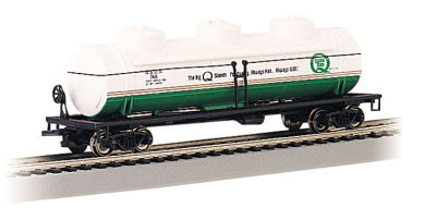 Quaker State - 40' Three-Dome Tank Car