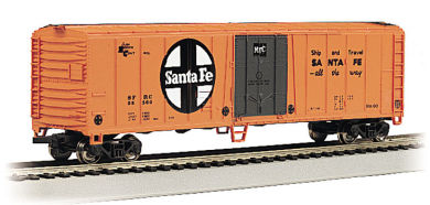 Santa Fe - 50' Steel Reefer