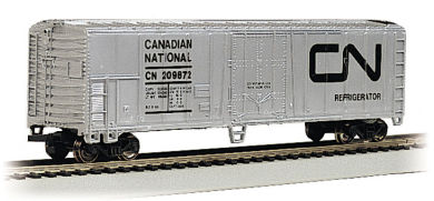 Canadian National - 50' Steel Reefer