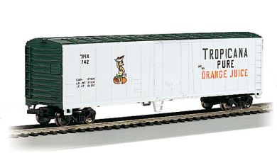 Tropicana - 50' Steel Reefer