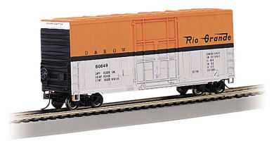 Denver & Rio Grande Western™ - Hi-Cube Box Car