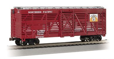 Northern Pacific (Pig Palace) - 40' Stock Car