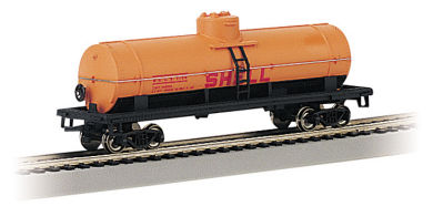 Shell - 40' Single-Dome Tank Car