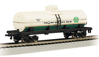 Quaker State - 40' Single-Dome Tank Car
