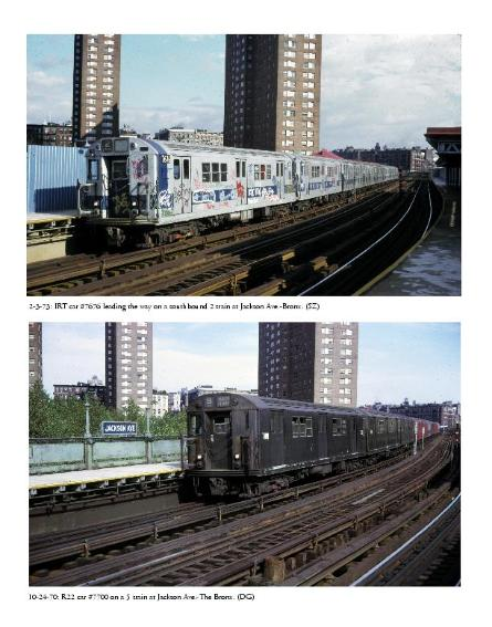 """Making All Stops"" Vol. 1 by O.S. Funk - NYC Subway Photo Book - Click Image to Close"