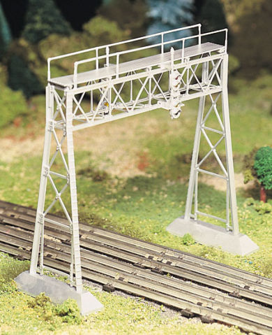Signal Bridge (O Scale)