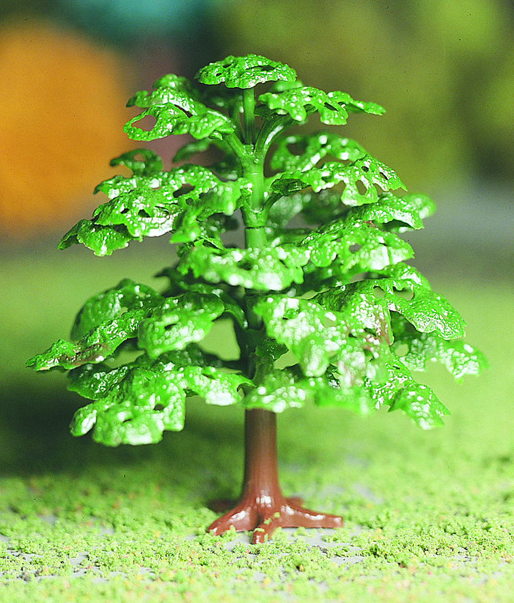 SHADE TREES(GRN/3PER) (O Scale)