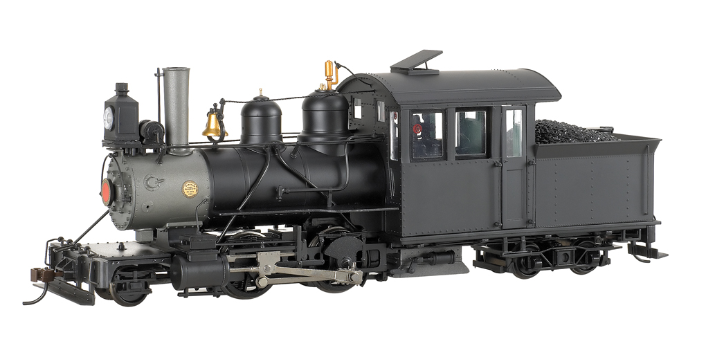 Painted, Unlettered (Outside Frame) - Forney 2-4-4 - DCC