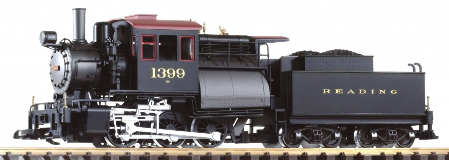PIKO 38240 Reading Camelback 0-6-0 Locomotive 1399