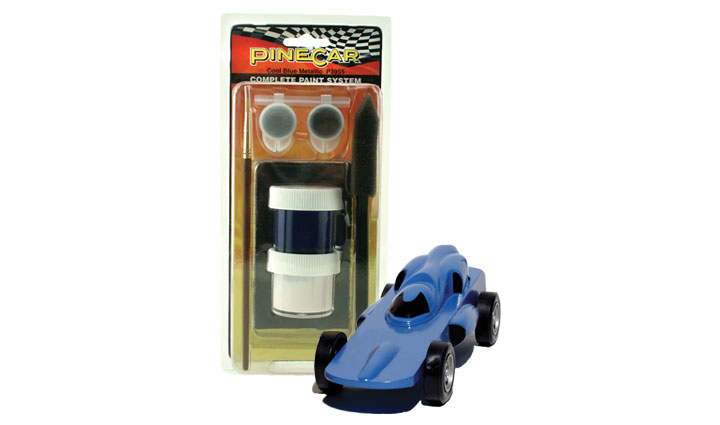 No.3955 Complete Paint System - Cool Blue