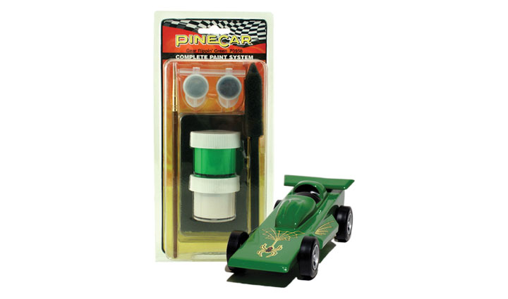 No.3958 Complete Paint System - Gear Rippin' Green