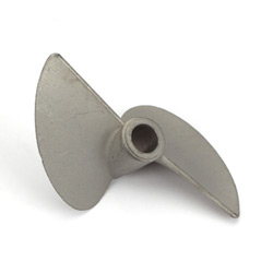 "1.6"" x 2.5"" Stainless Propeller: Stiletto"