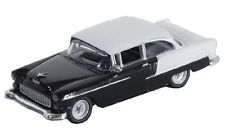 HO Black Chevrolet Bel Air
