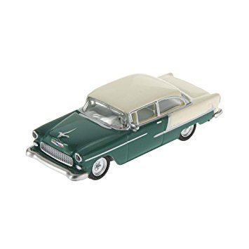HO Green Chevrolet Bel Air