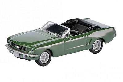 HO Ford Mustang Convertible