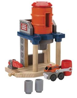 Thomas & Friends Wooden Railway - Sodor Cement Works