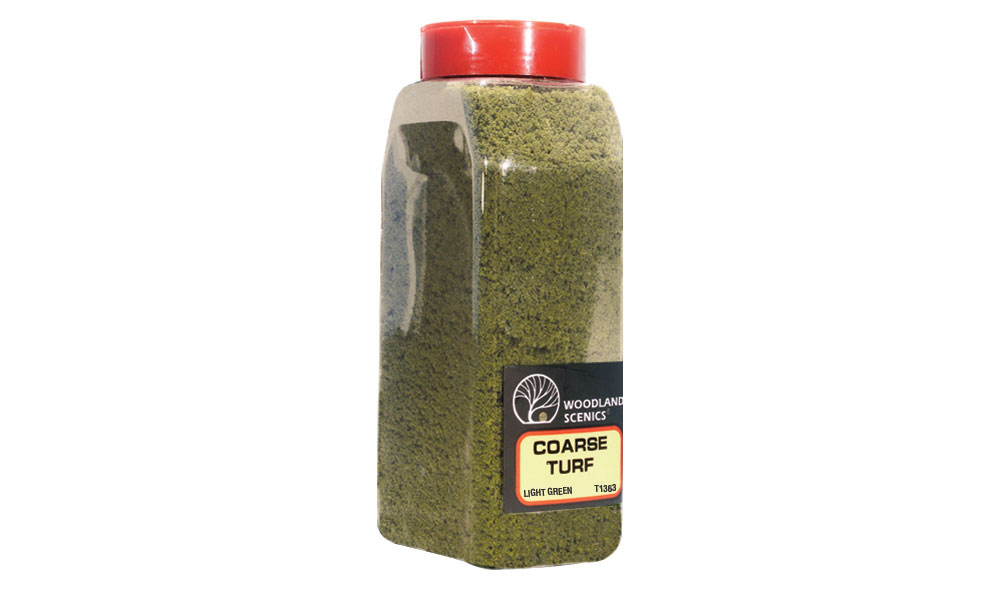 Coarse Turf Light Green Shaker