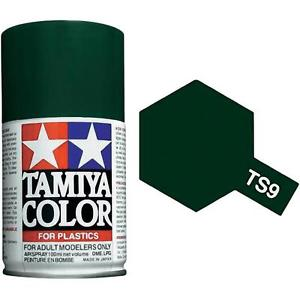 Tamiya TS-9 British Green - 100ml Spray Can