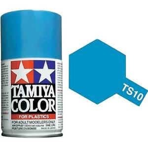 Tamiya TS-10 Italian Blue - 100ml Spray Can