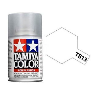Tamiya TS-13 Clear - 100ml Spray Can