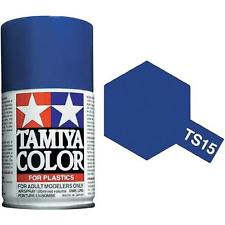 Tamiya TS-15 Blue - 100ml Spray Can