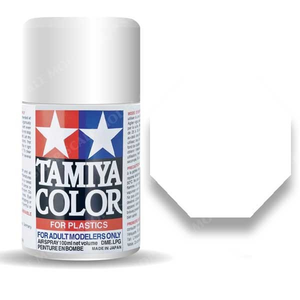 Tamiya TS-26 Pure White - 100ml Spray Can