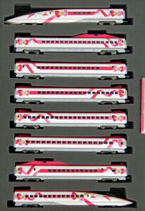 Tomix 98662 Hello Kitty N Scale Train Set