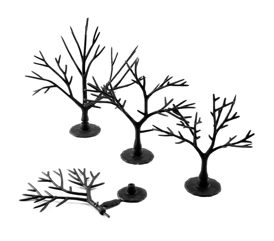2 in to 3 in Armatures (Deciduous)