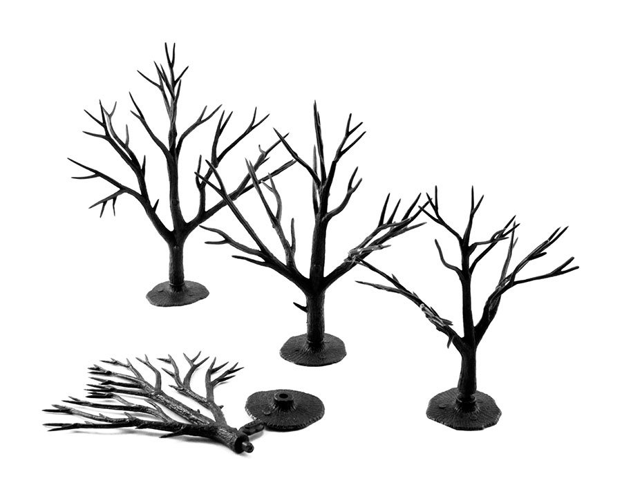 3 in to 5 in Armatures (Deciduous)