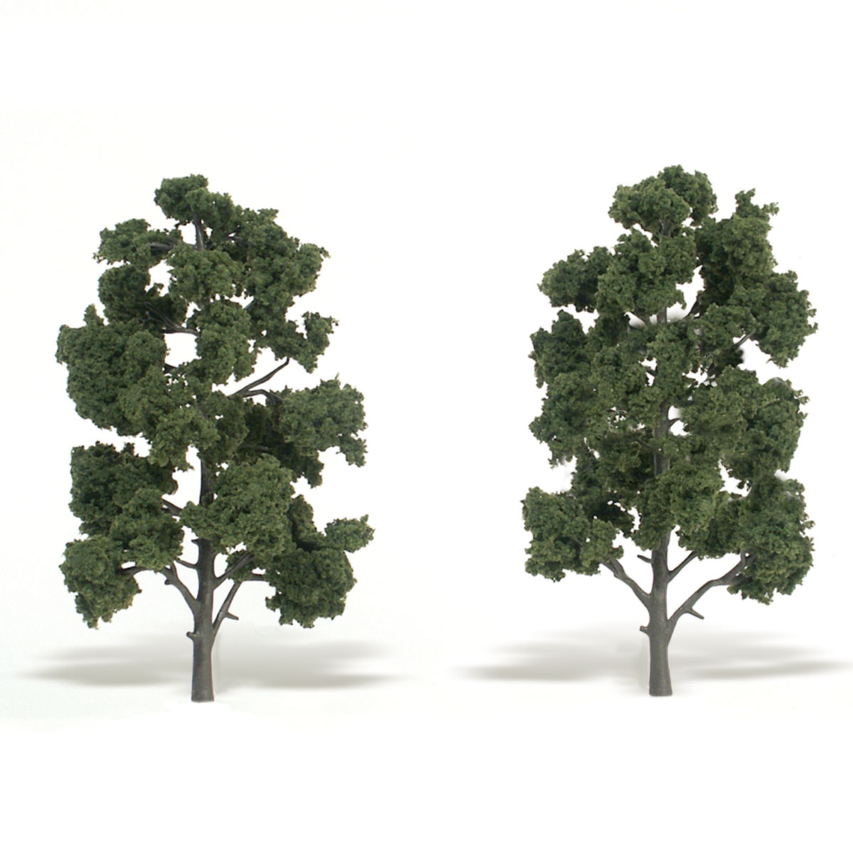 Ready Made Realistic Trees™ Medium Green - 2/pkg 8-9 inches