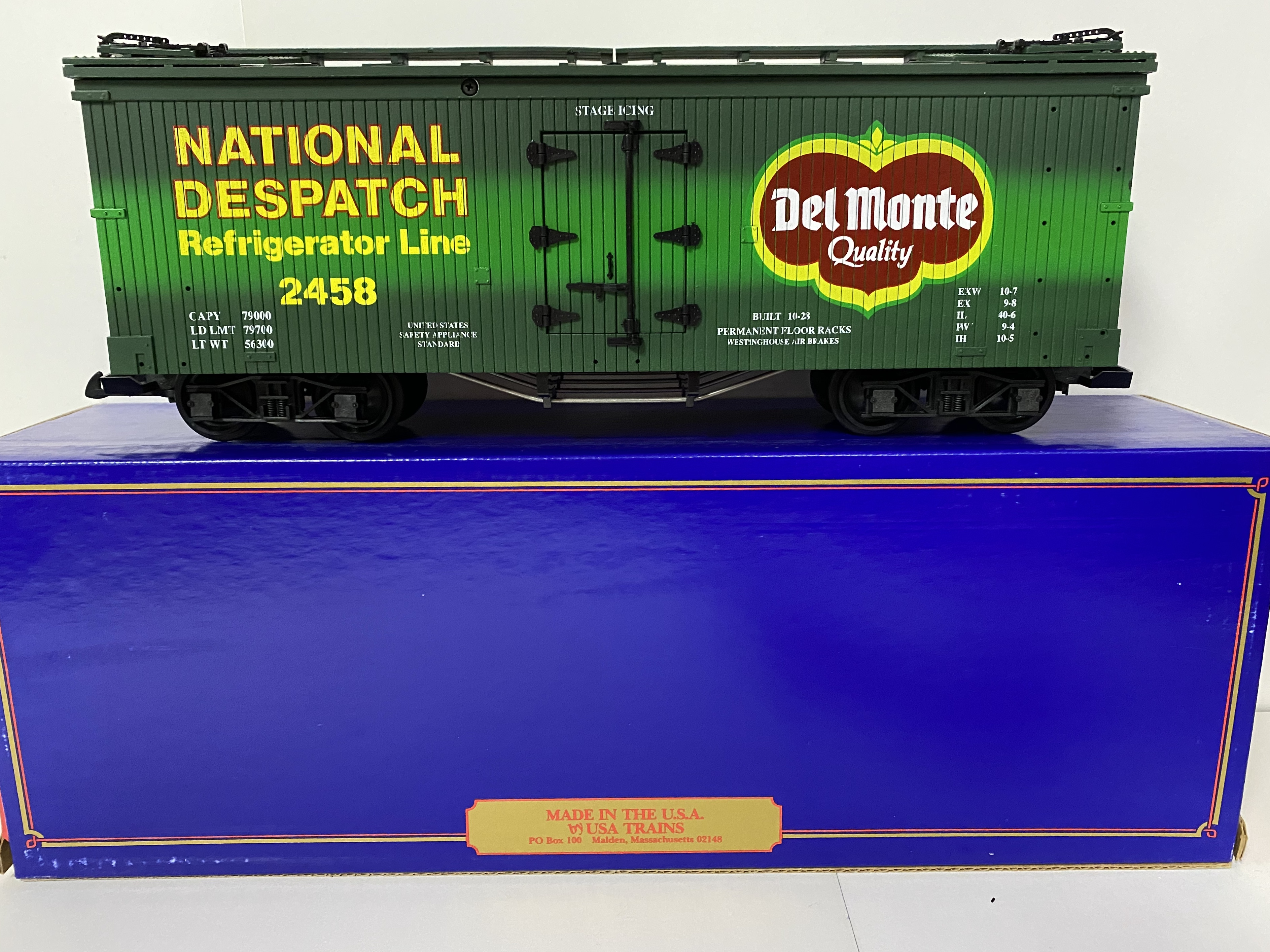 Del Monte Reefer (USA Trains 1650)
