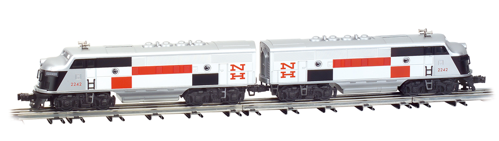 New Haven - 2242 F-3 Powered A/Dummy A Set