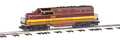 Boston & Maine - BL-2 Powered
