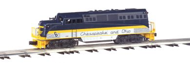 Chesapeake & Ohio® - BL-2 Powered