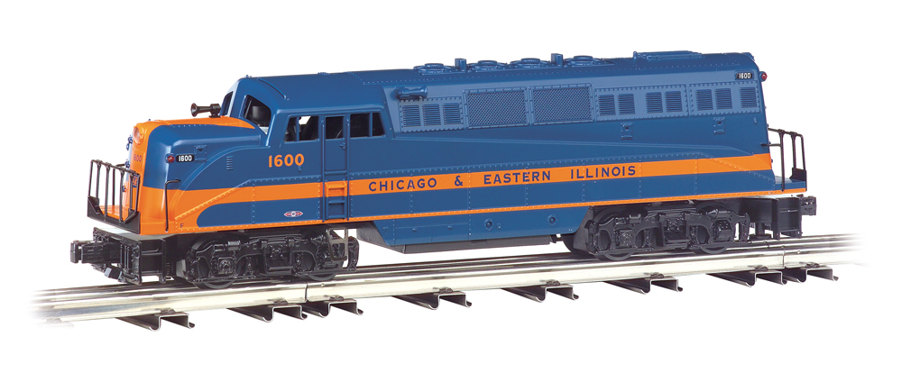 Chicago & Eastern Illinois - BL-2 Powered