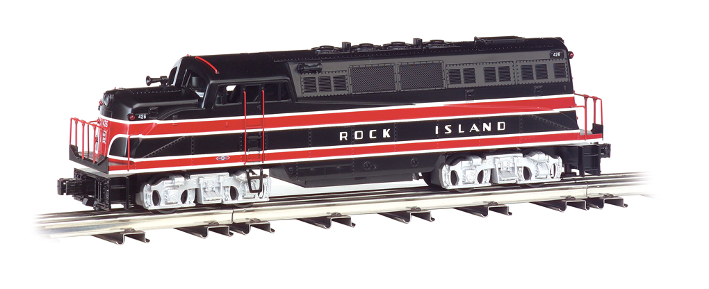 Rock Island - Red/Black/White - BL-2 Powered
