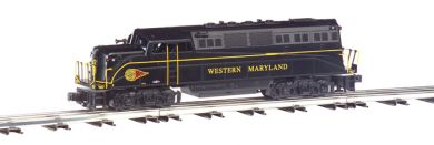 Western Maryland® - Fireball - BL-2 Powered
