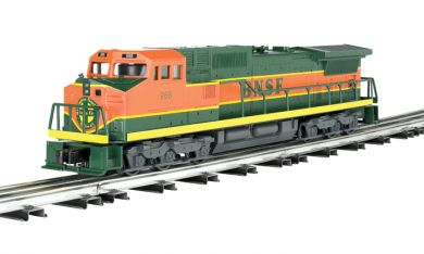 BNSF - Dash 9 Powered