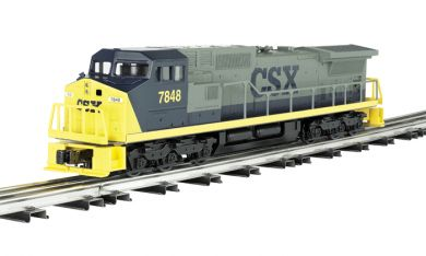 CSX® - Dash 9 Powered