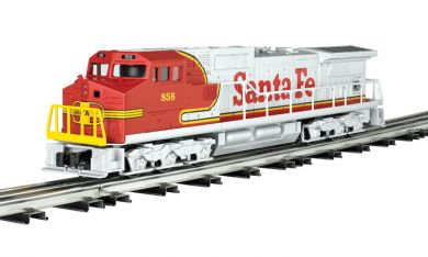 Santa Fe - Dash 9 Powered