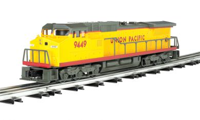 Union Pacific® - Dash 9 Powered