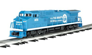Conrail - Dash 9 Powered